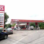 Lukoil Karlovo -Бензиностанция